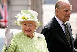 Click for BBC coverage of The Queen's Birthday celebrations